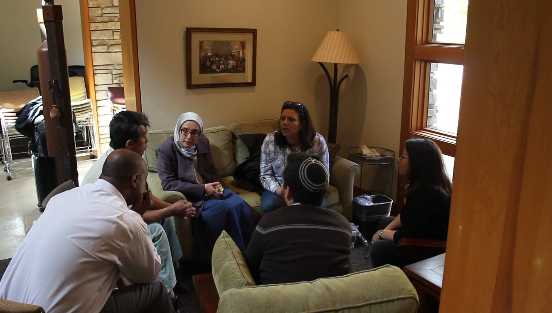Interfaith discussion group